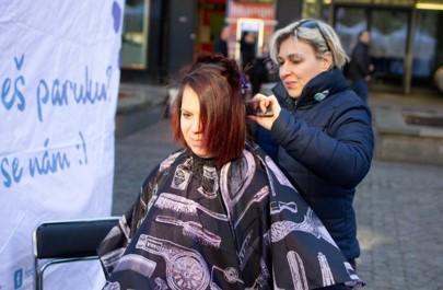 nové háro - daruj vlasy